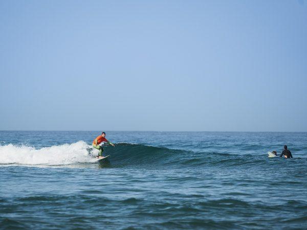 Wer dran bleibt, surft bald schon grüne Wellen. #surf #surf…