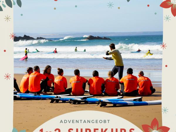 Gewinnspiel – 1 x 2 Surfkurse Nach einer wunderbaren Saison…