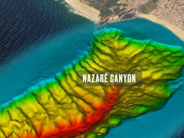 The Bathymetry of Nazaré ansehen
