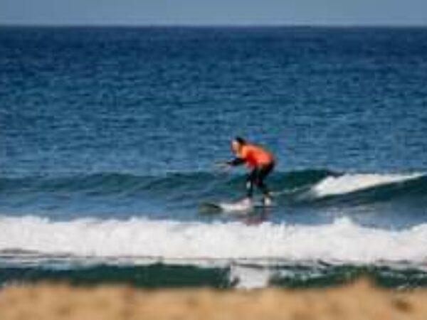 I wanna go surfing .. Körperlich bin ich anwesend, aber ged…